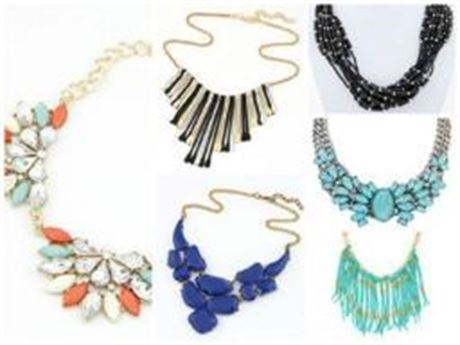 400 Units of Brand New Women Necklace - New Package - Retail Ready