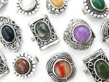 600 of Assorted Styles Mix of Rings - Retail Value Over $3,500