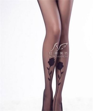 240 X Socks Tights Pantyhose Footless Stockings