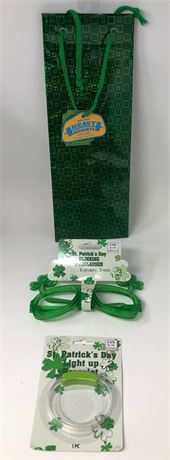 48 Assorted St. Patrick's day Merchandise