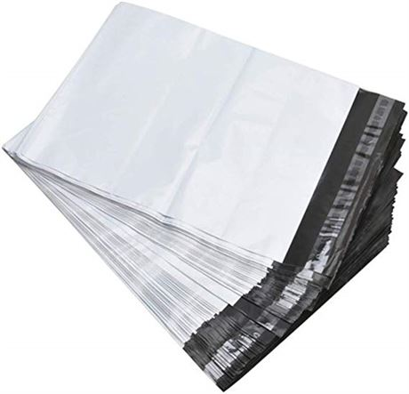 "1000 POLY MAILERS SHIPPING BAG 7 1/2"" x 10 1/2"" 7.5"" x 10.5"" SELF SEAL"