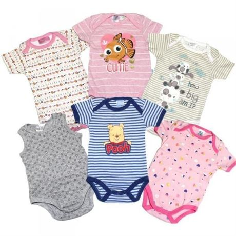 Children Clothing Mixed Styles Sizes Boy Girl Baby Bodysuits Onesies